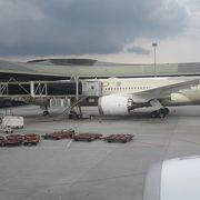 マレーシアの空の玄関口です。