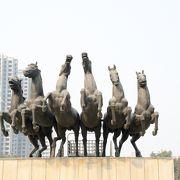 洛陽周王城天子駕六博物館