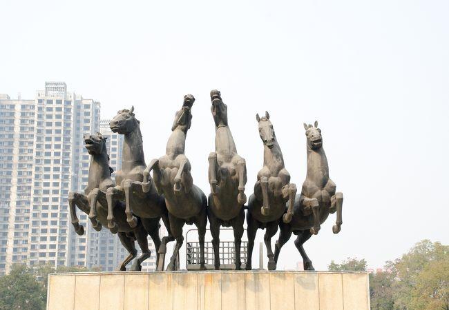 周王城天子駕六博物館