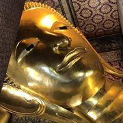 寝釈迦仏がとても有名
