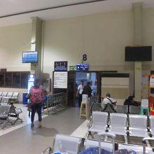 オーシャンジェット フェリー ターミナル