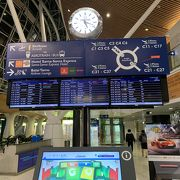 アジアのハブ空港