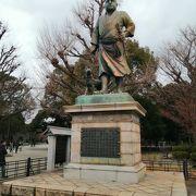 上野と言えば、西郷さん!