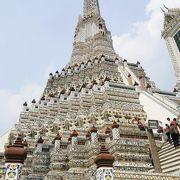 暁の寺として有名なお寺です