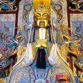 三国志の英雄関羽を祀る廟