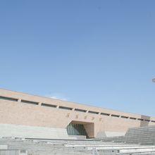 洛陽博物館外観
