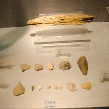 洛陽博物館先史時代出土品