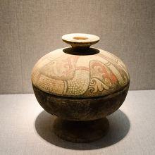 洛陽博物館陶器