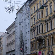オーストリア トレンド ホテル バイム テレジアヌム ウィーン