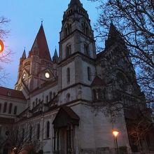 アッシジの聖フランチェスコ教会
