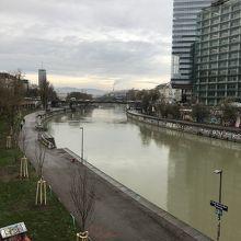 ドナウ運河