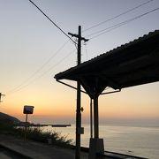 愛媛県 下灘駅