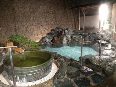 湯野浜温泉 龍の湯 写真