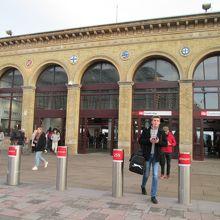 ケンブリッジ駅
