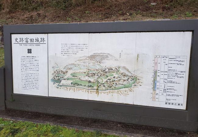 難攻不落の山城
