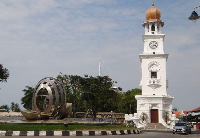 ビクトリア メモリアル時計塔
