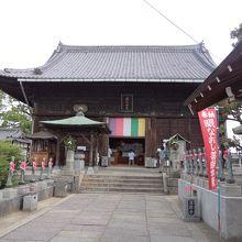 道隆寺(香川県多度津町)