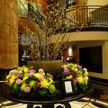 都内でゆっくりホテルステイを楽しめました。
