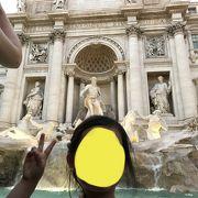 ローマ観光の名所