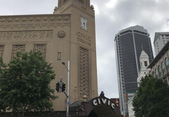 ニュージーランド最大の劇場