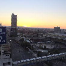 JR岐阜駅前