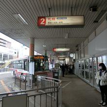 小樽バスターミナル