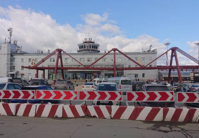 ユジノサハリンスク空港 (UUS)
