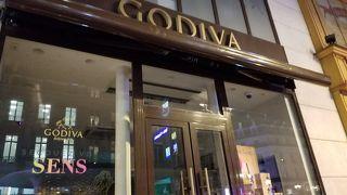 ゴディバ (オペラ通り店)
