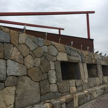 カモメの駐車場
