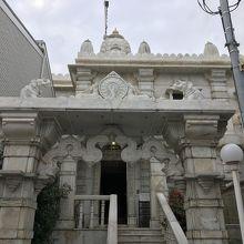 バグワン マハビールスワミ ジェイン寺院