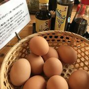 卵も銀シャリもタレも最高のお味です