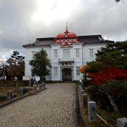 鶴岡公園の擬洋風建築