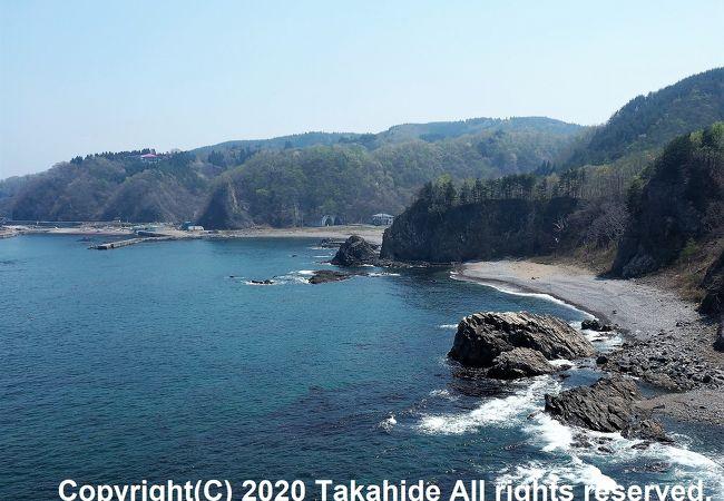 赤浜展望台