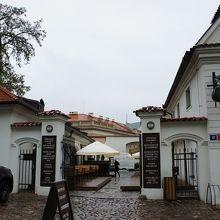 ストラホフ修道院ビアホール