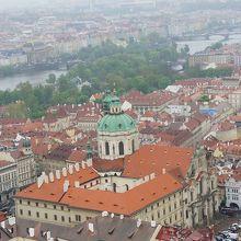 聖ヴィート大聖堂の南塔