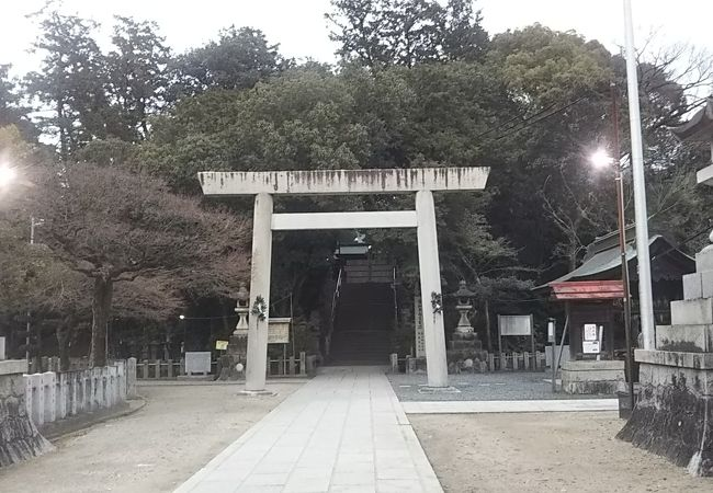 白山神社 (春日井市二子町)