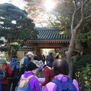 14世紀に中国で修行した高僧・仏乗禅師が開山した寺院