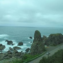 八森岩館海岸