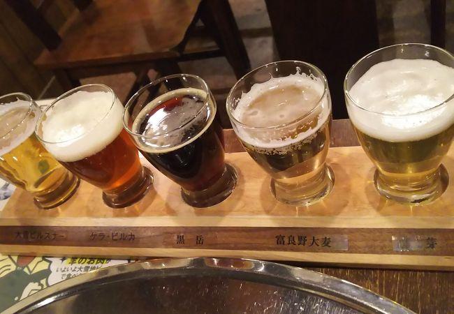 大雪地ビール館
