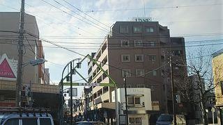 藤棚商店街