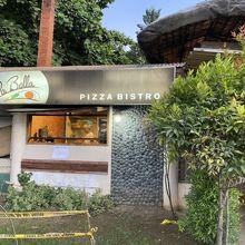 ラ ベラ ピザ ビストロ