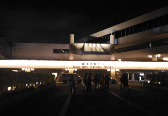 香港を代表する文化芸術ホール