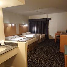 ベイビュー ホテル グァム