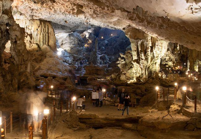 スンソット洞窟