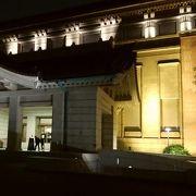 東京国立博物館 正月の総合文化展