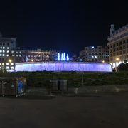 バルセロナの中心!