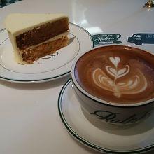ラルフローレンのカフェ