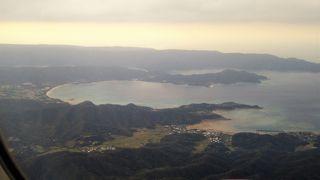 奄美クレーター (赤尾木湾)