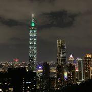 台湾ナンバーワンの夜景スポット