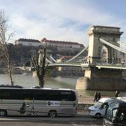 初めてドナウ川に架けられた橋